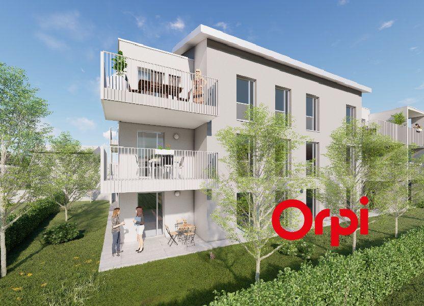 Appartement à vendre 39.1m2 à Sainte-Foy-l'Argentière