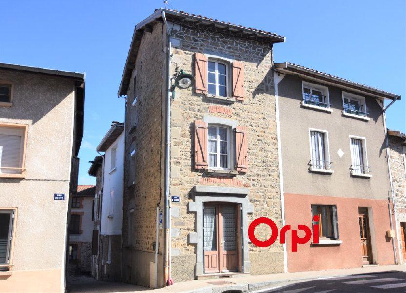 Maison à vendre 65m2 à Saint-Martin-en-Haut