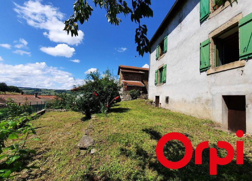 Maison à louer 90m2 à Saint-Genis-l'Argentière