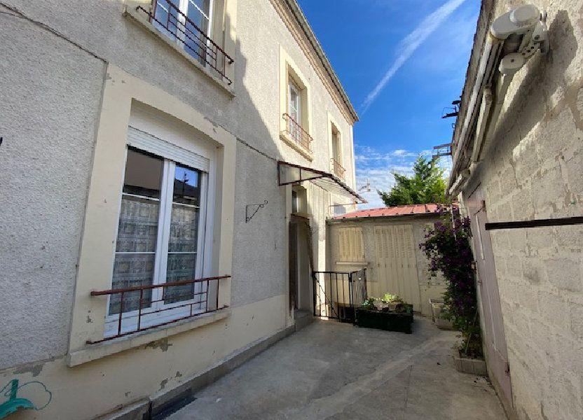 Maison à vendre 89.06m2 à Épernay