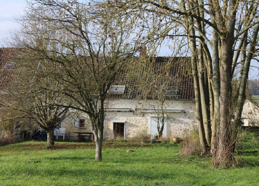Maison à vendre 159m2 à Vézilly
