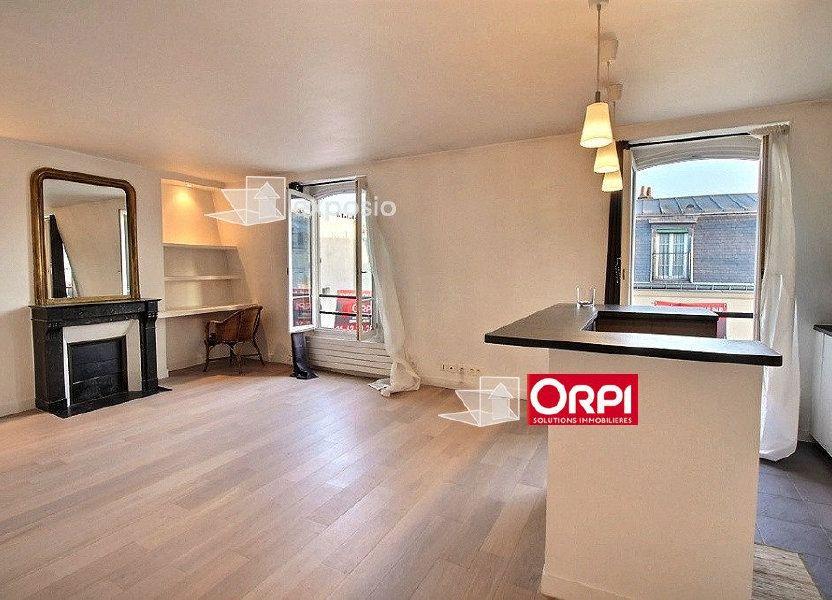 Appartement à louer 33m2 à Paris 17