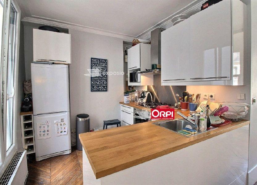 Appartement à louer 65m2 à Paris 17