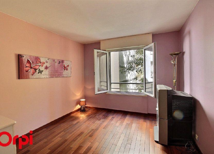 Appartement à vendre 86m2 à Paris 17