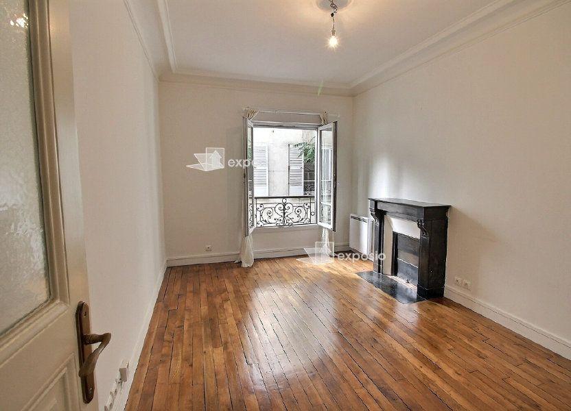 Appartement à louer 43m2 à Paris 18
