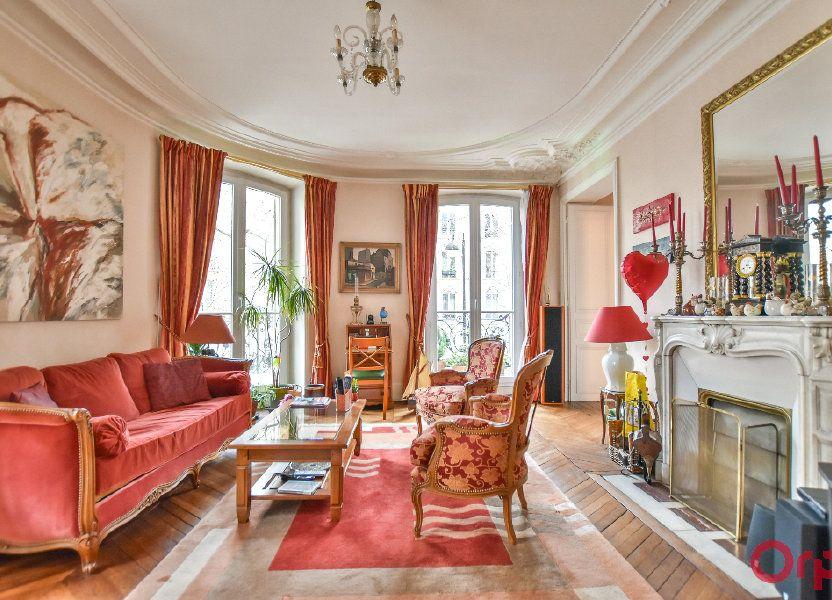 Appartement à vendre 103.78m2 à Paris 17