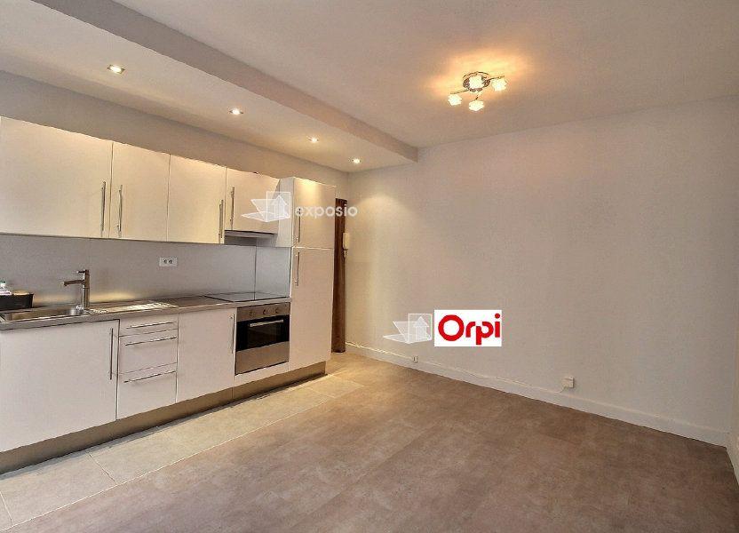 Appartement à louer 36.14m2 à Paris 17