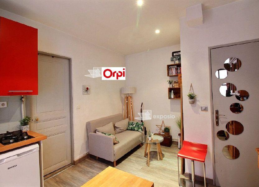 Appartement à louer 26m2 à Clichy