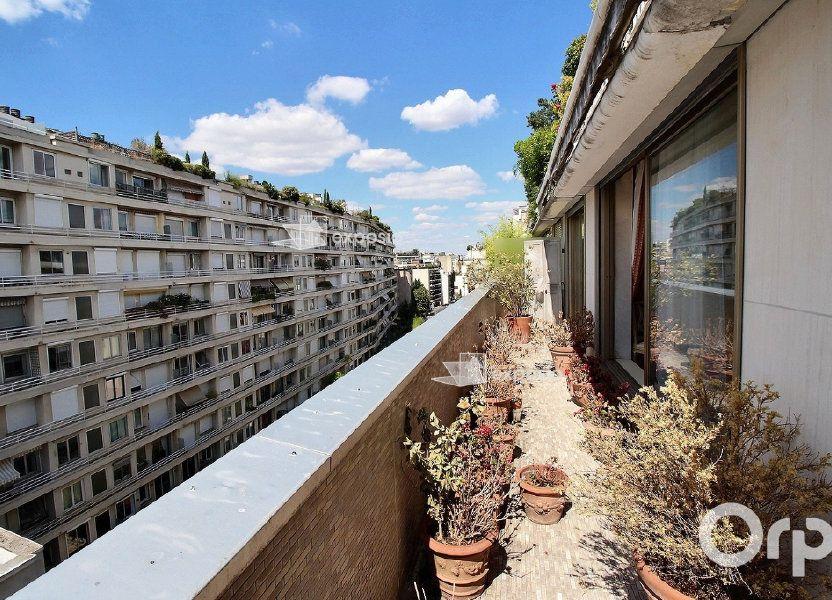 Appartement à vendre 128m2 à Paris 16