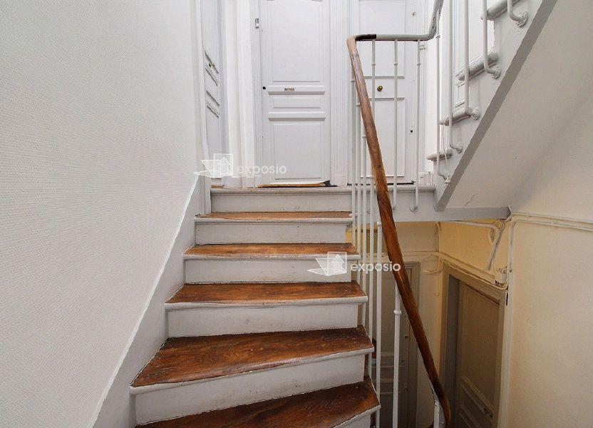 Appartement à vendre 21.06m2 à Paris 17