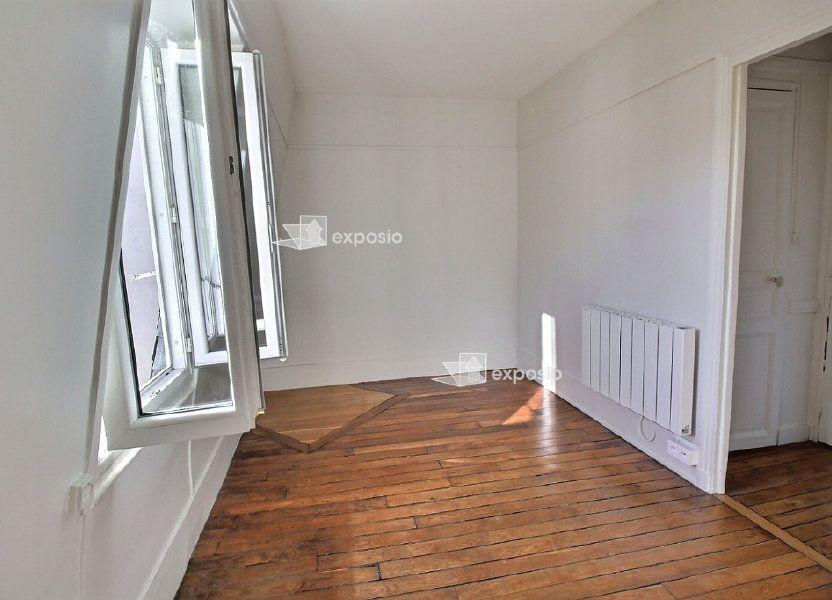 Appartement à vendre 22m2 à Paris 17