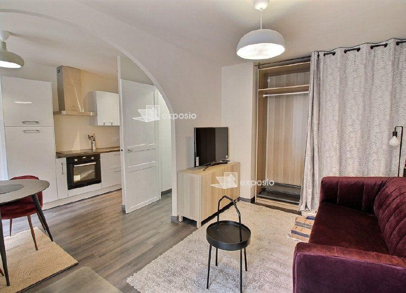 Appartement à louer 49m2 à Paris 18