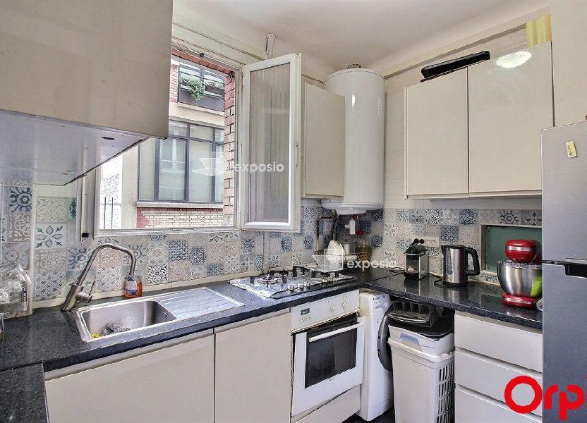 Appartement à vendre 68m2 à Paris 18