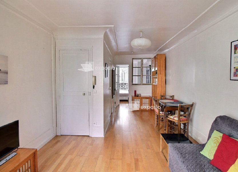 Appartement à louer 37m2 à Paris 17