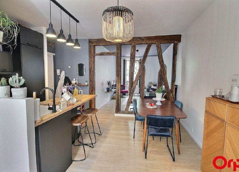 Appartement à vendre 47m2 à Paris 18