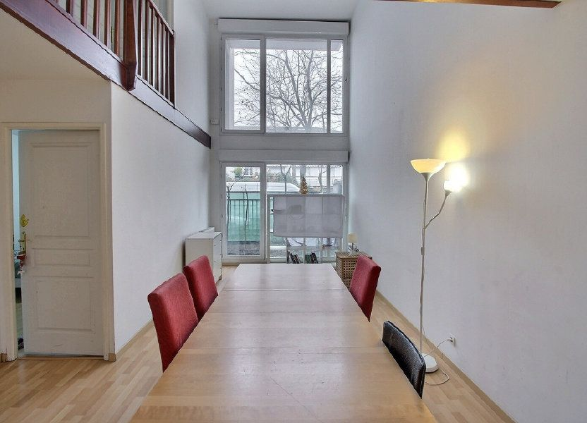 Appartement à vendre 100m2 à Gennevilliers
