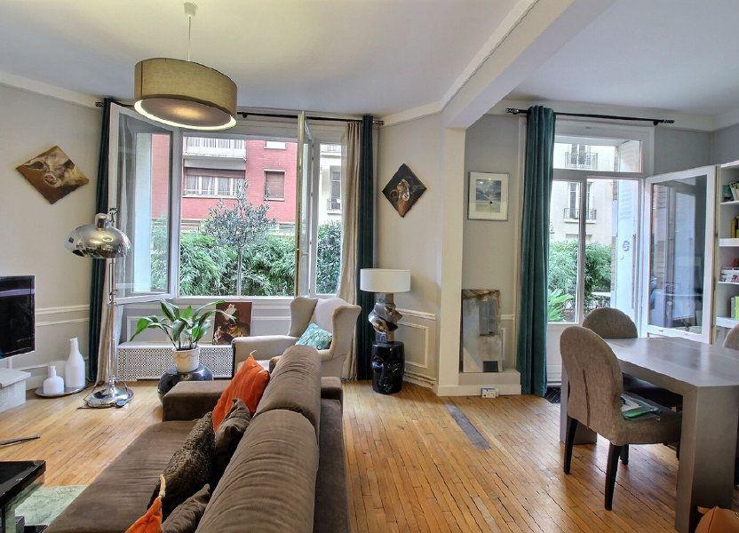 Appartement à vendre 135m2 à Paris 17