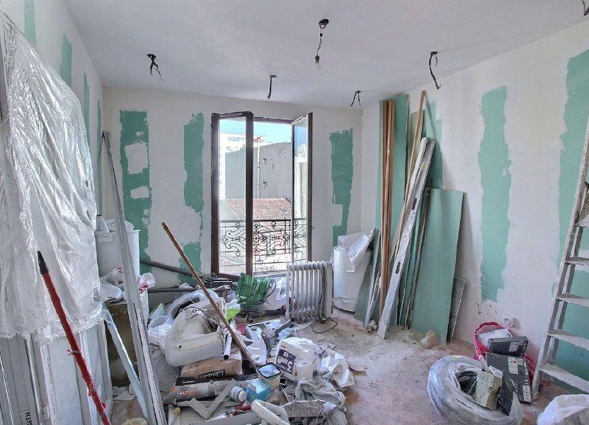 Appartement à vendre 19.51m2 à Clichy