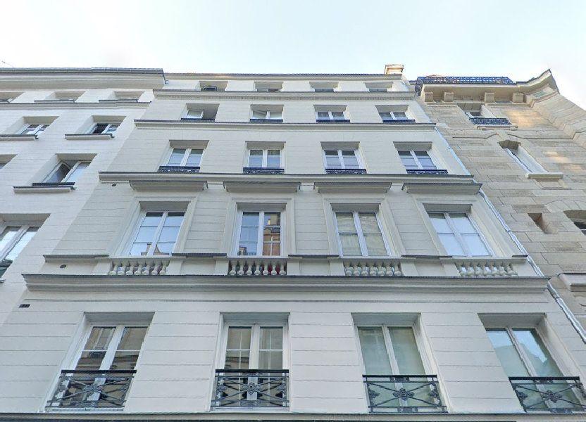 Appartement à vendre 23m2 à Paris 9