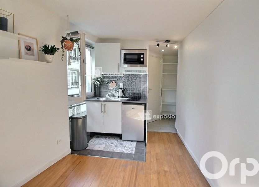 Appartement à vendre 13m2 à Paris 17