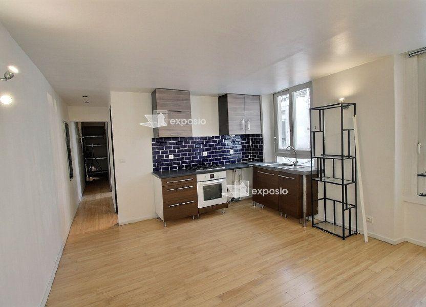 Appartement à vendre 40m2 à Paris 18