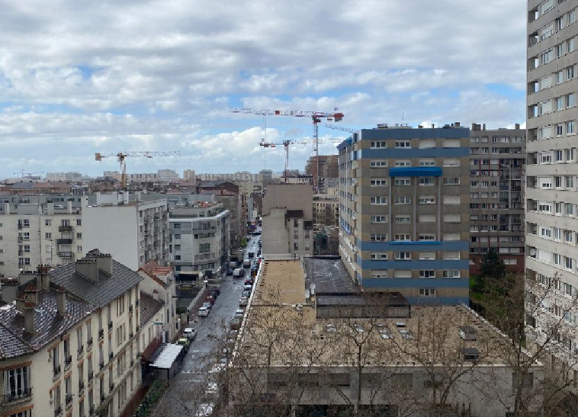 Appartement à louer 45.82m2 à Clichy