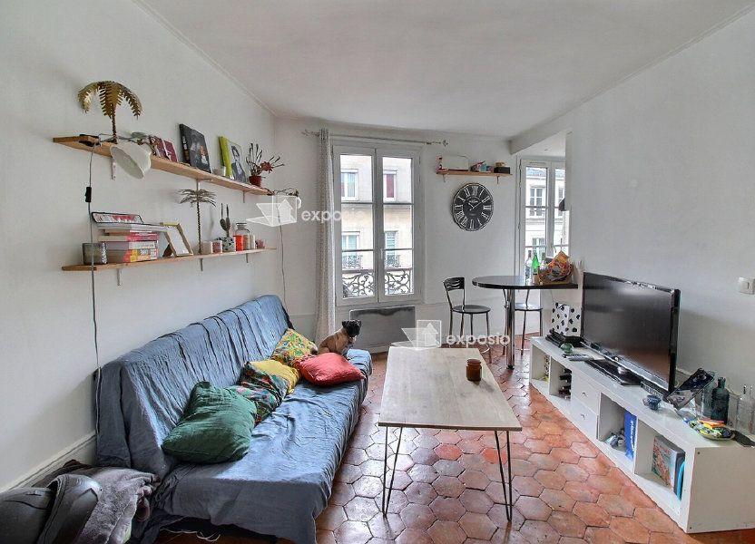 Appartement à vendre 39.29m2 à Paris 9