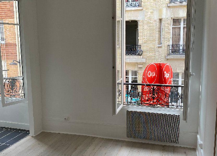 Appartement à louer 17.84m2 à Paris 17