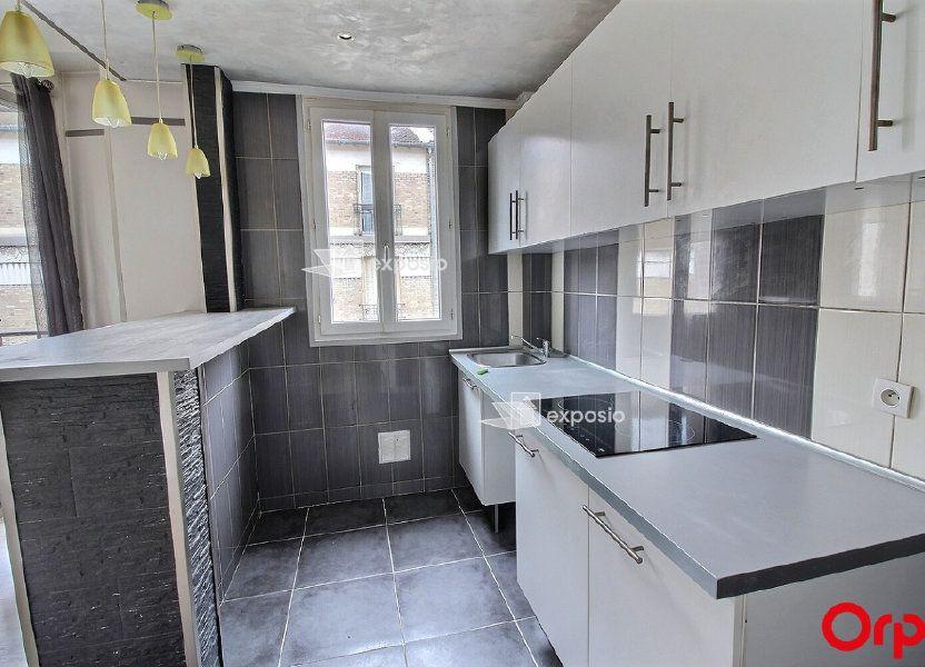 Appartement à louer 35m2 à Clichy