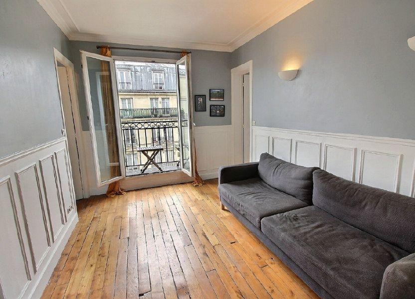 Appartement à louer 45.82m2 à Paris 17