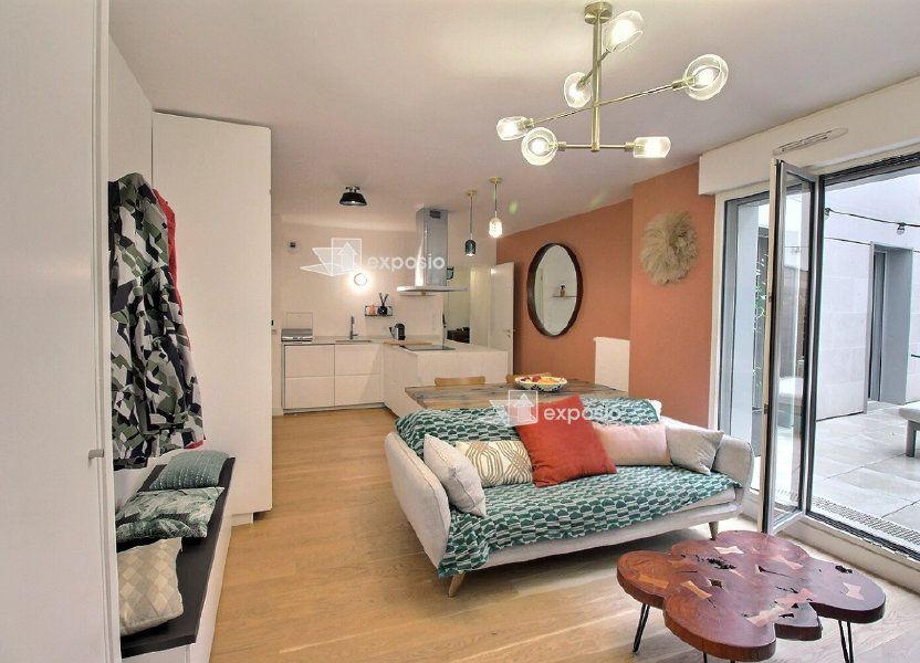 Appartement à louer 63.08m2 à Clichy