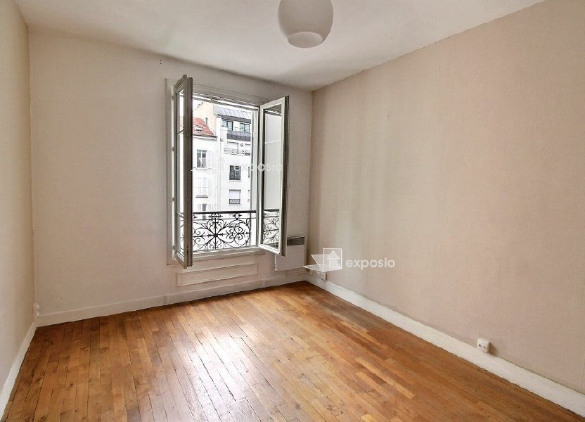 Appartement à louer 33.15m2 à Levallois-Perret