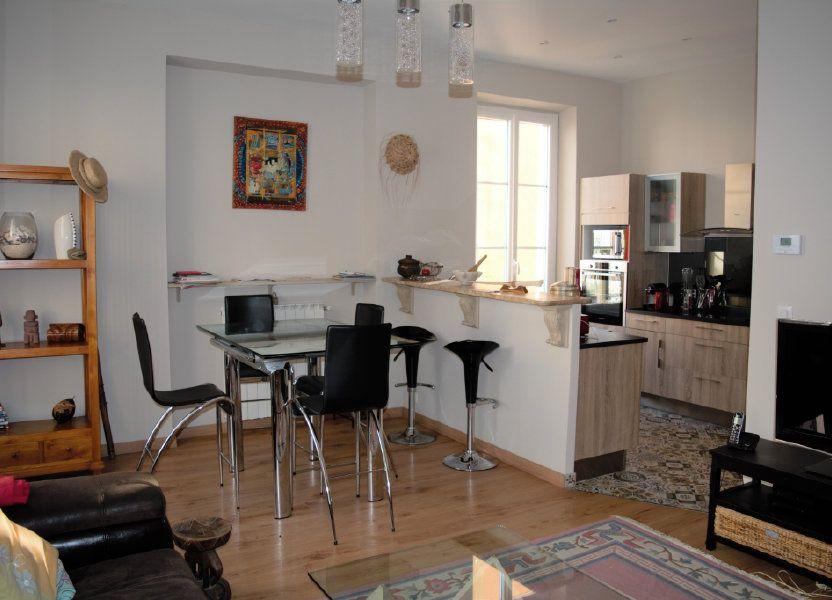 Appartement à louer 64.24m2 à Nice