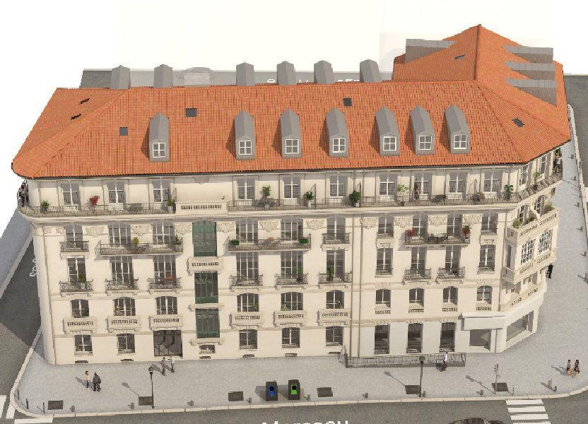 Appartement à vendre 45m2 à Nice