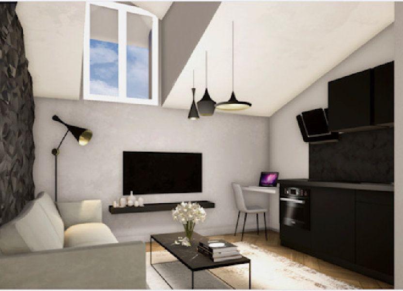 Appartement à vendre 17m2 à Nice
