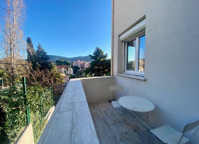 Appartement à louer 19.37m2 à Nice