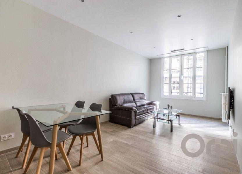 Appartement à louer 60.12m2 à Nice