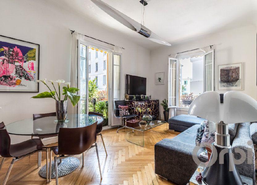 Appartement à vendre 77.49m2 à Nice