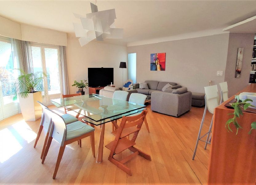 Appartement à vendre 101.18m2 à Nice