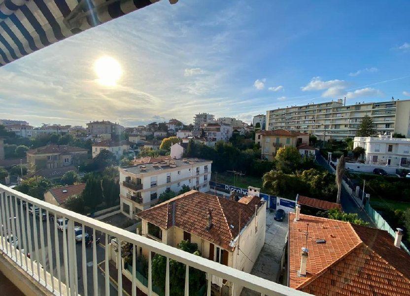 Appartement à vendre 70m2 à Cannes