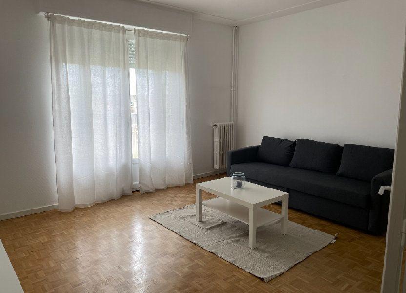 Appartement à louer 57.84m2 à Nice