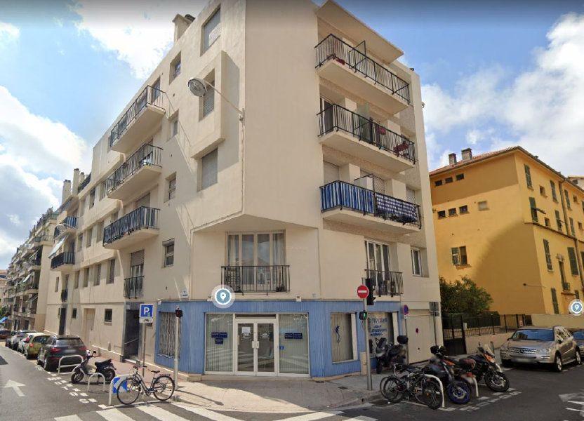 Appartement à louer 48.39m2 à Nice