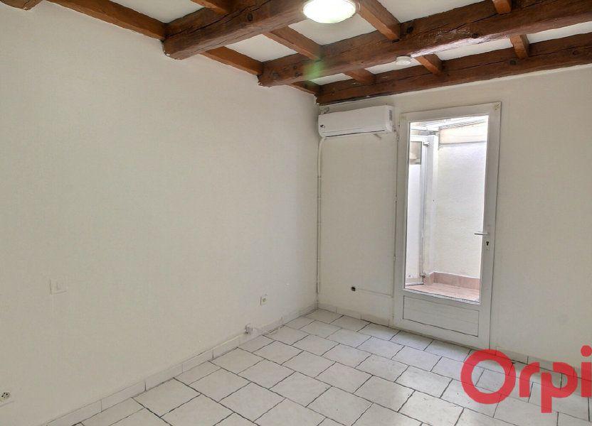 Appartement à vendre 35m2 à Marseille 10