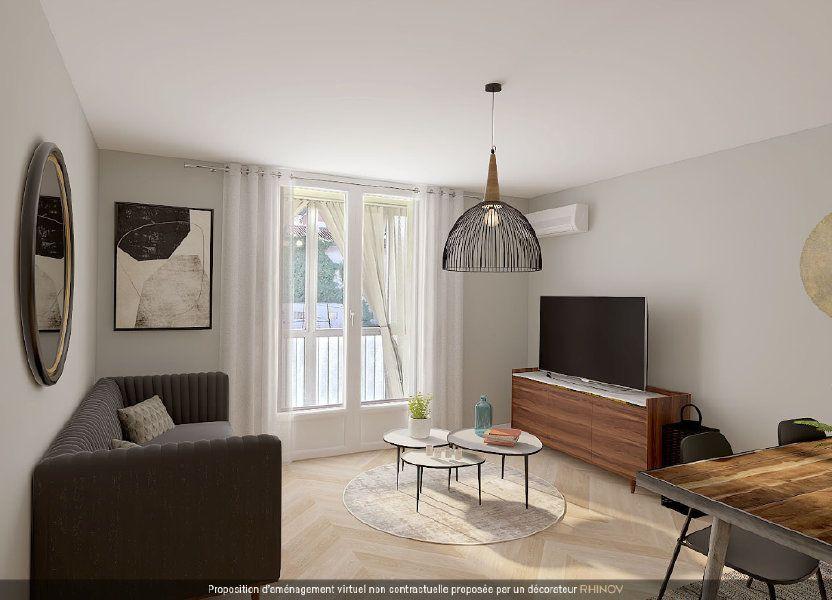 Appartement à vendre 70m2 à Marseille 11