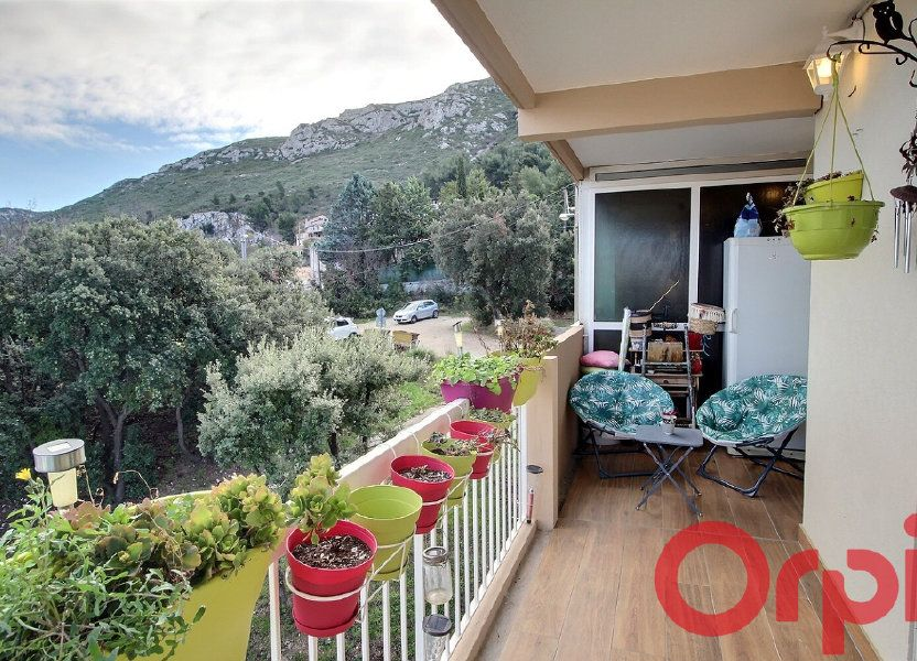 Appartement à vendre 63m2 à Marseille 11
