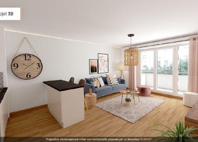 Appartement à vendre 56m2 à Marseille 12