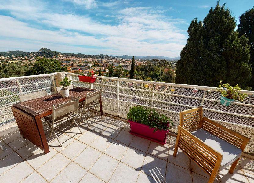 Appartement à vendre 92.43m2 à Hyères