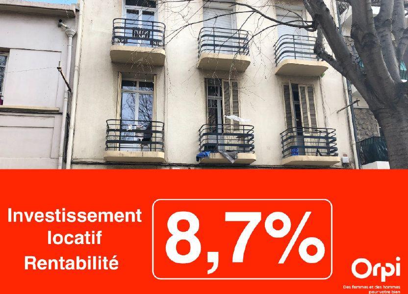 Appartement à vendre 41m2 à Toulon