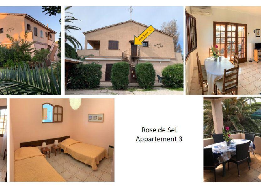 Appartement à louer 49.63m2 à Hyères