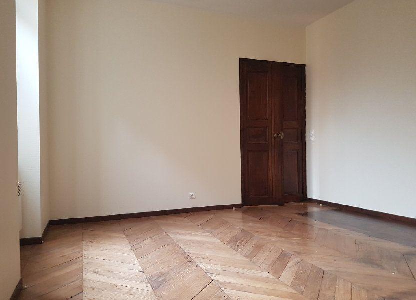 Appartement à louer 58.22m2 à Castres